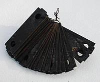 Молотки (бичи) для измельчителя кормов 'Икор-01'.