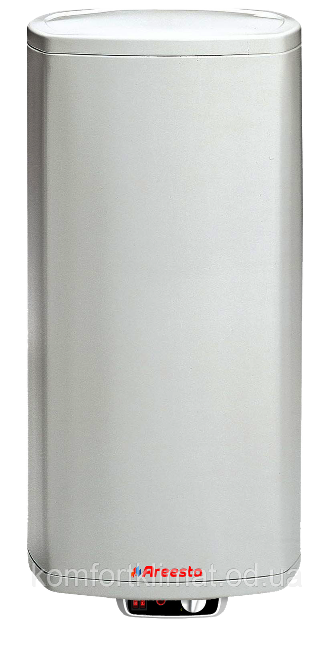 Водонагреватель Areesta Prismatic 100 л, бойлер 100л мокрый тен, Бойлер Areesta, сделан в Македонии