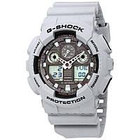 Мужские наручные часы Casio G-Shock GA-100L-7AER оригинал из Америки Касио