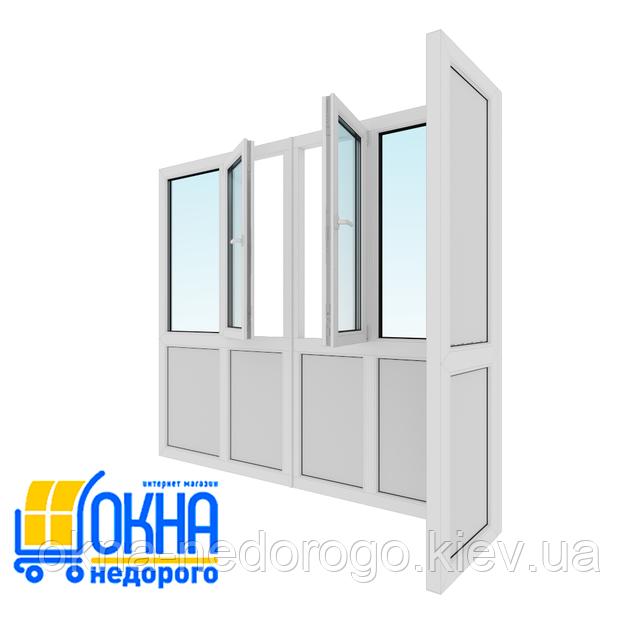 Остекление балконов в хрущевке, Остекление балконов в хрущевке Киев, Остекление балконов в хрущевке в Киеве, заказать остекление балкона в хрущевке, заказать остекление балкона в хрущевке Киев, застеклить балкон в хрущевке Киев,
