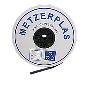 Капельная лента 6 mil, 20 см эмиттерная Metzerplas 500 м