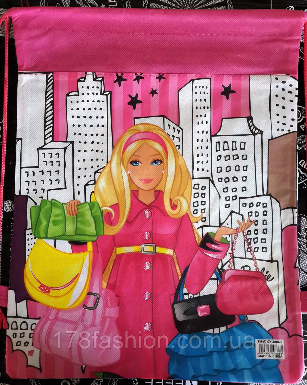 Сумка-рюкзак c героем DISNEY Barbie на шопинге
