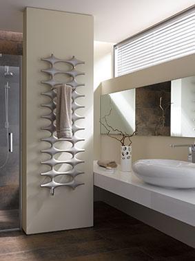 Дизайн-радиаторы и полотенцесушители KERMI Ideos