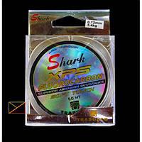 Леска FLUOROKARBON Shark 0.20