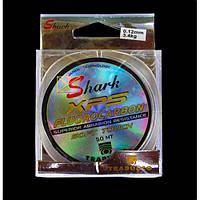 Леска FLUOROKARBON Shark XPS TRABUCCO 0.10