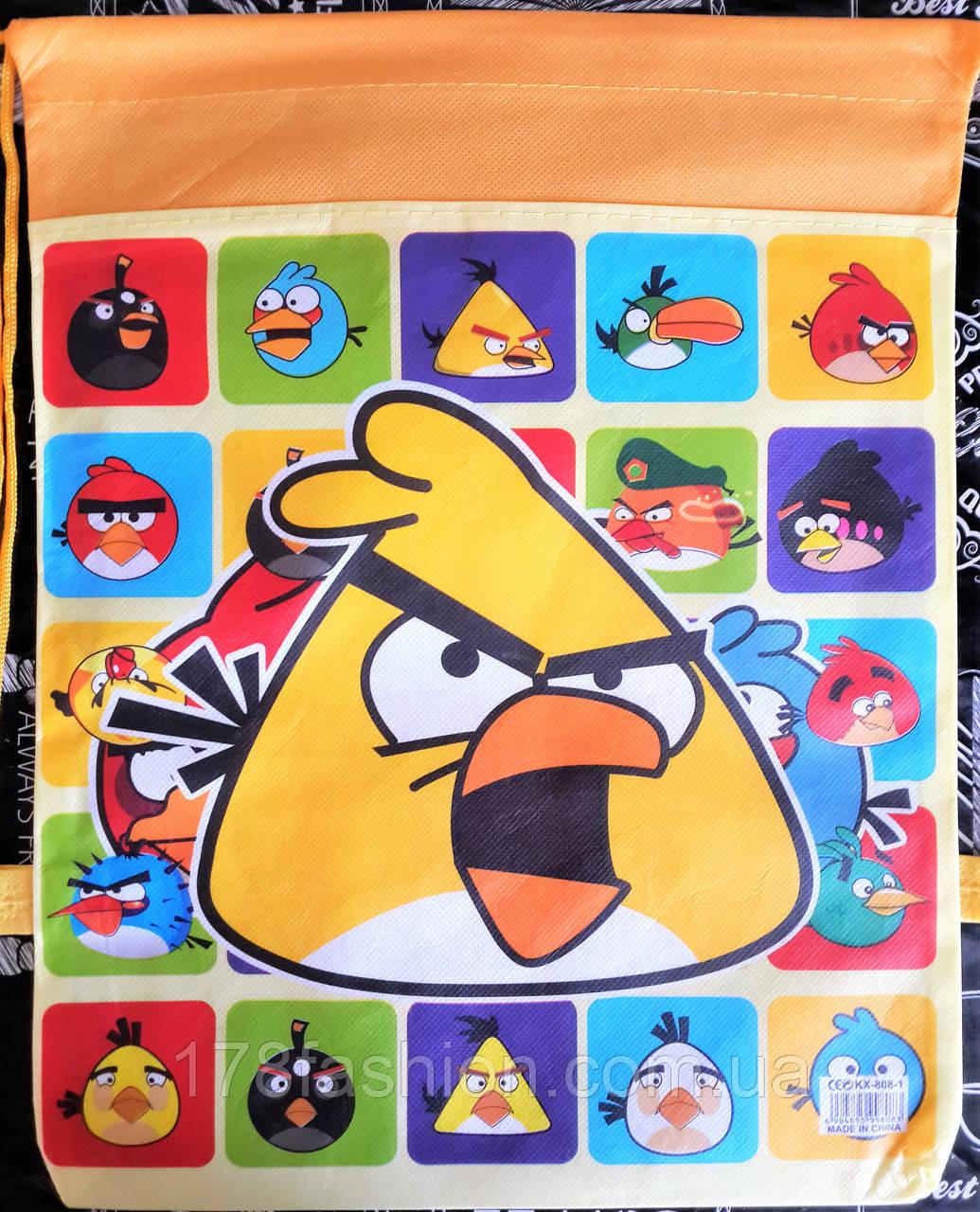 Сумка-рюкзак c героями DISNEY Angry Birds №2