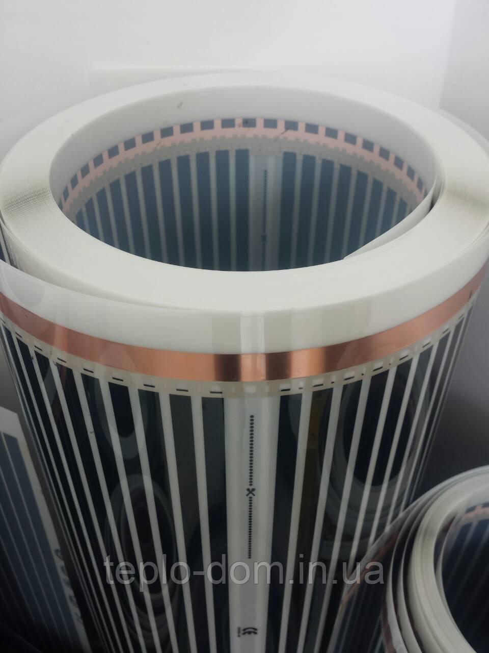 Инфракрасная пленка(с антиискровой сеткой)Премиум 100 см