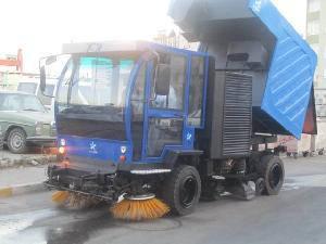 Коммунальная машина Cleanvac ST 4000