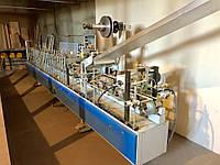 Окутывающий станок бу Barberan RP-30 для ламинирования профилей 06г.
