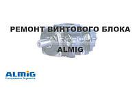 Ремонт винтового блока ALMIG