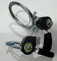 Переключатель скоростей левый/правый, алюминиевый, модель 02