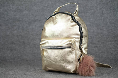 Женский рюкзак | 20116 | Золото