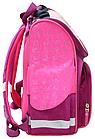 Рюкзак школьный Успех малиновый Два щенка, фото 2