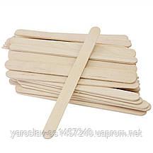Шпатели деревянные для депиляции одноразовые, 50 шт.