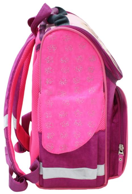 портфель школьный каркасный ортопедический для девочки