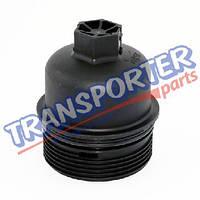 Крышка масляного фильтра Renault Trafic 2.0dCi (M9R)/Master 2.3CDTi (M9T) 7701476503