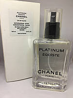 Туалетная вода мужскаяChanel Egoiste Platinum 100 ml(tester)(шанель эгоист тестер)