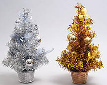 Декоративная елка в горшке, 45.5см, 2 вида
