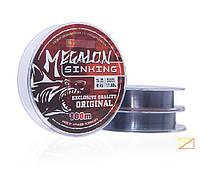 Леска BratFishing Megalon sinking 100м 0.32mm