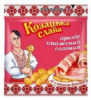 Арахис жареный  со вкусом бекона 30г/10шт Казацкая Слава