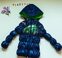 Куртка демисезон на мальчика  (3-4 года), фото 1
