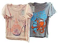 Детские футболки в ассортименте