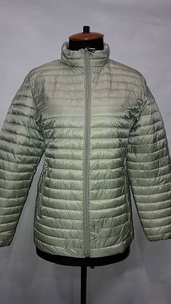 """""""Яблоко""""-демисезонная куртка 007 В салат, фото 2"""