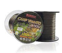 Леска карповая Bratfishing Carp Yamato camou 0,40mm 1000m