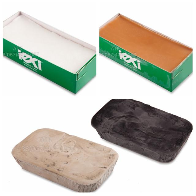 Воски для натуральной кожи IEXI