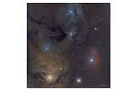 Высококачественный фотопринт Антарес
