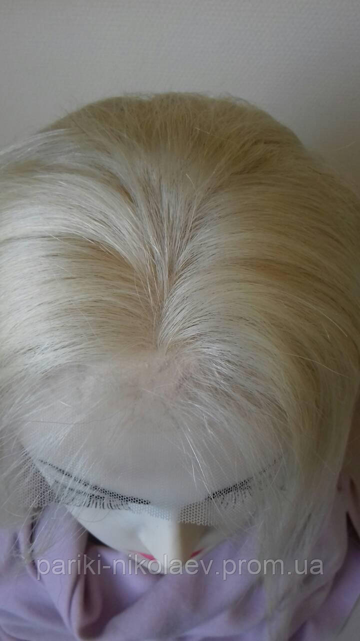 Блондинка в сетке фото 3