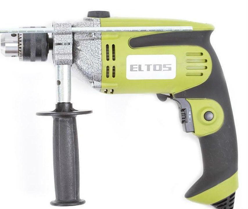 Дрель электрическая ударная Eltos ДЭ-1050. Элтос