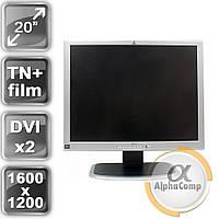 """Монитор 20"""" HP LP2035 (TN+film/4:3/2×DVI/USB) class B б/у"""