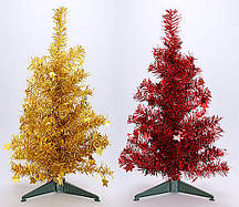 Декоративная елка на подставке, 56см, 2 вида