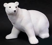Новогодний декор Медведь, 50см