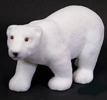 Новогодний декор Медведь, 39см