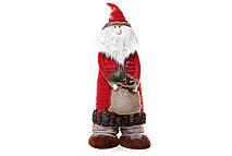 Новогодняя декоративная фигура Санта