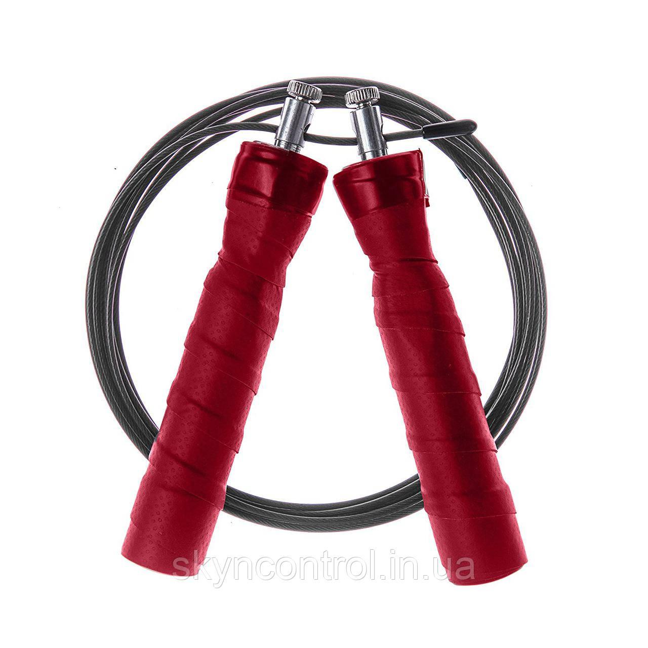 Швидкісна JUNIMO - Професійна скакалка для спорту та фітнесу