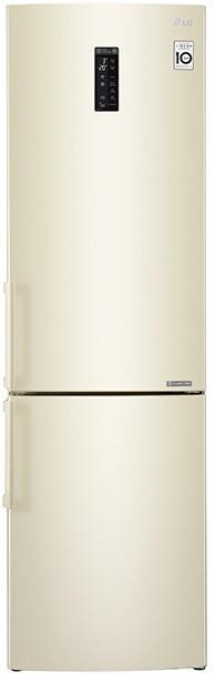 Двухкамерный холодильник Lg GA-B499YYUZ