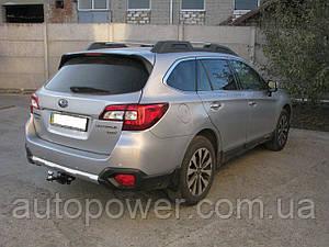 Фаркоп на Subaru Legacy Outback 2014-