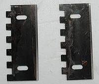 Ножи оригинальные на дисковую корморезку 'Зубренок'.