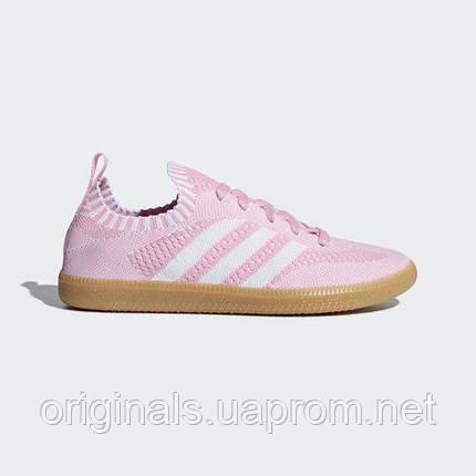 Женские кроссовки Adidas Samba CQ2685, фото 2