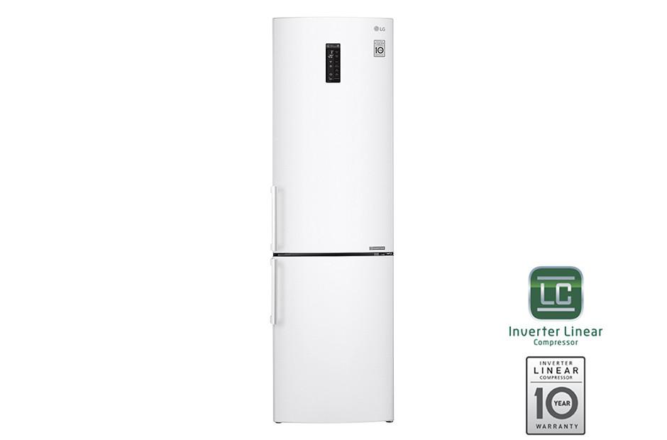 Двухкамерный холодильник Lg GA-B499YVQZ