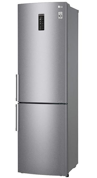 Двухкамерный холодильник Lg GA-B499YMQZ