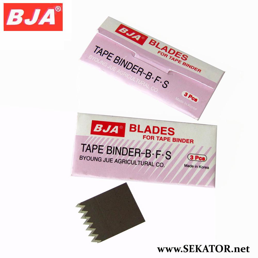 Ножі для садових степлерів BJA (комплект 3шт)