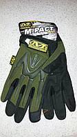 Перчатки тактические Mechanix gloves , защитные полнопальцевые перчатки
