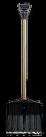 Лопата малая, 430*340 мм, с черенком 1100*30 мм