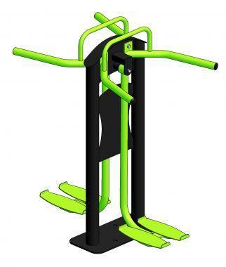 Тренажер для сідничних м'язів