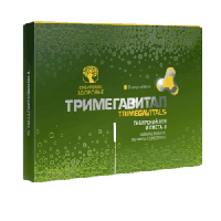 БАД для ЖКТ Тримегавитал Бета-каротин и Облепиха (30капс.,Сибирское Здоровье)