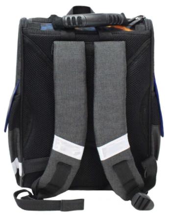 рюкзак для 1-3 класса ортопедический каркасный